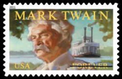 Twain Forever Stamp